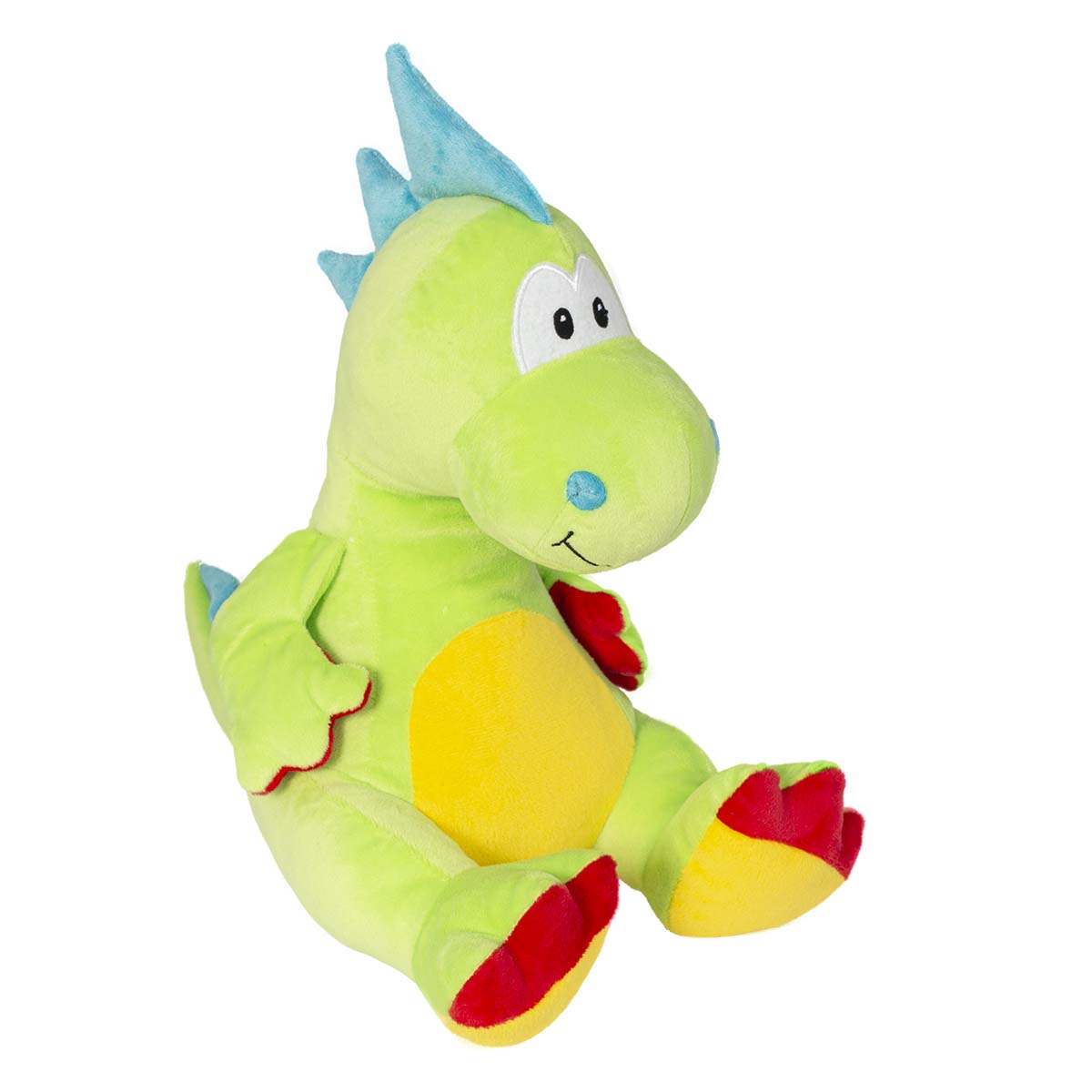 Jucarie de plus Noriel, Dragon, Verde, 31cm