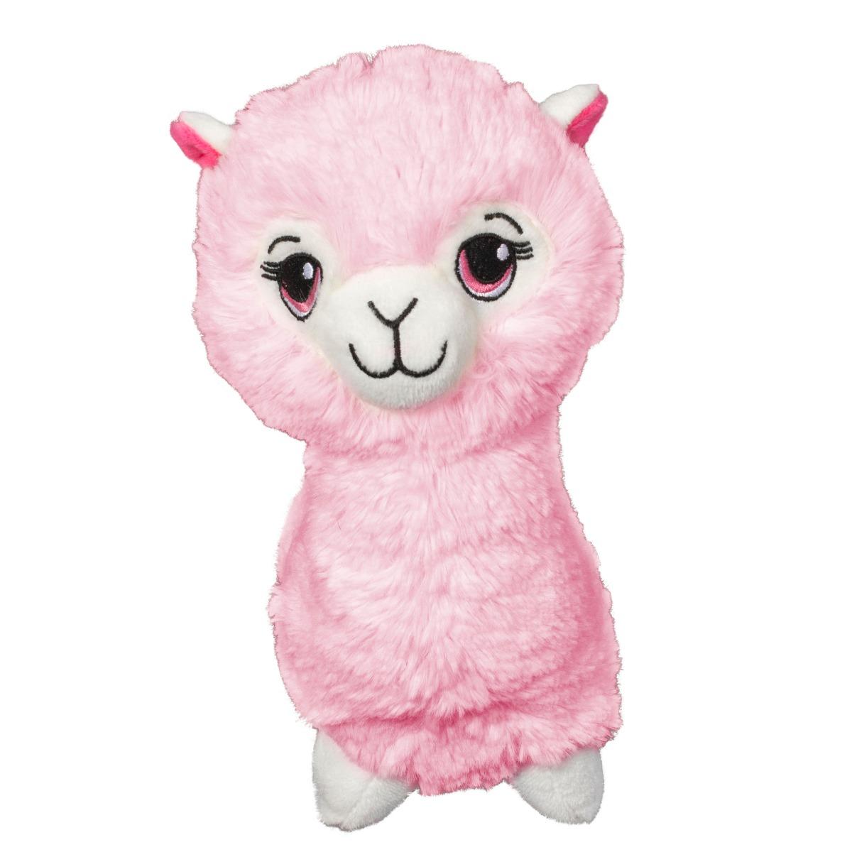 Jucarie de plus Noriel, Alpaca, Roz, 25 cm