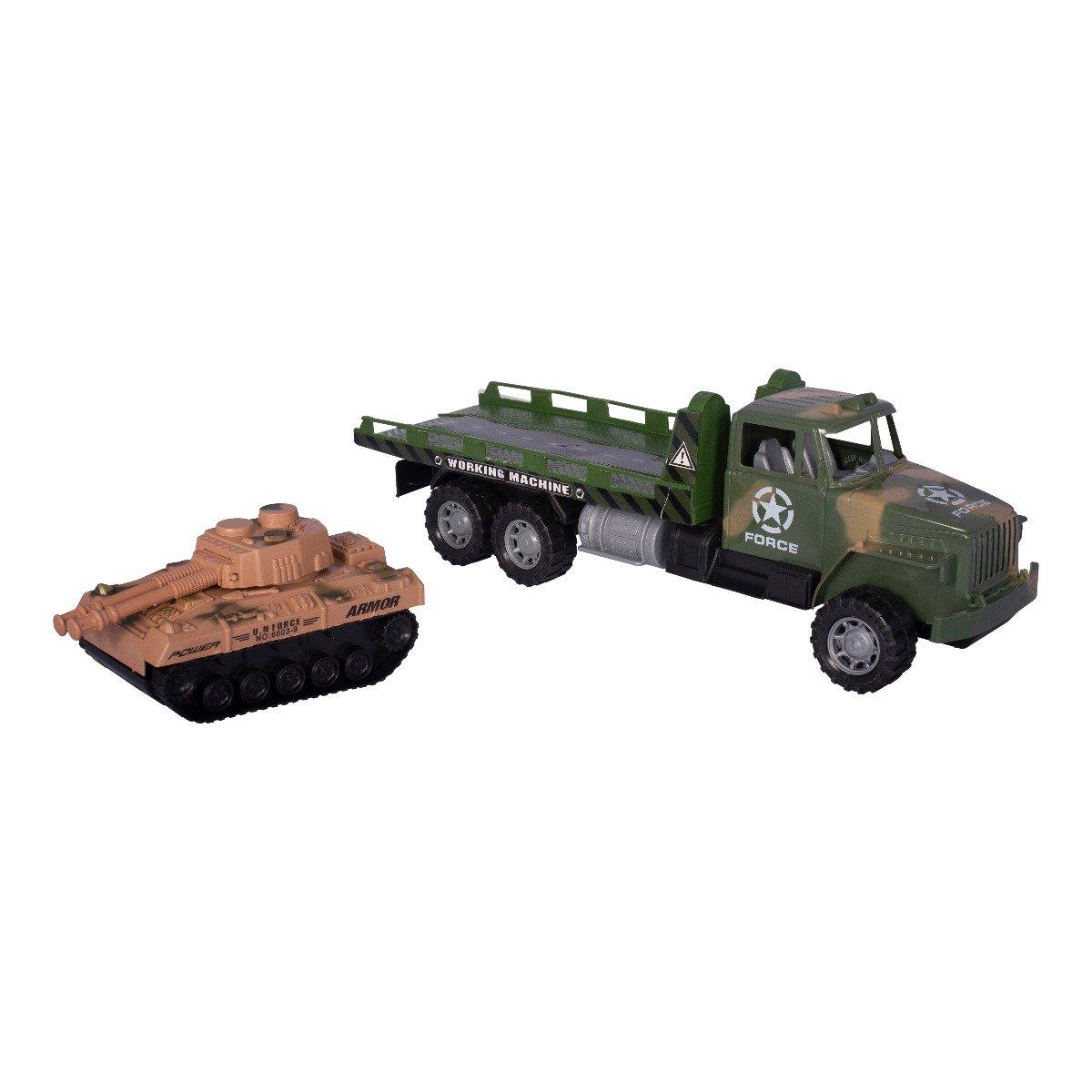 Camion militar transportor tanc - Cool Machines Noriel