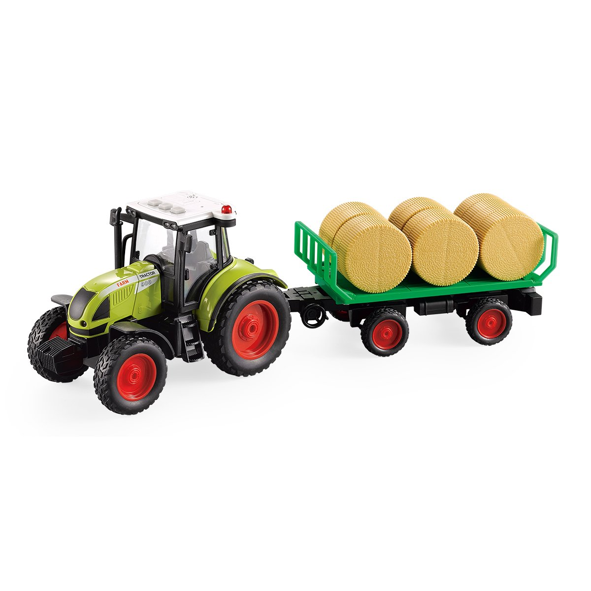Tractor cu transport de baloturi Cool Machines