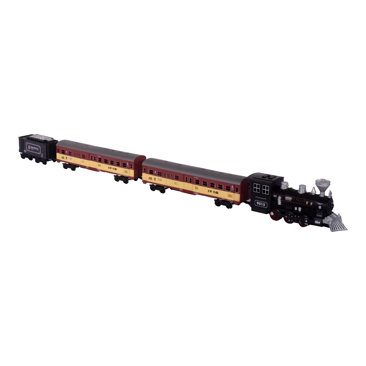 Trenulet cu lumini, sunete si abur Cool Machines Noriel