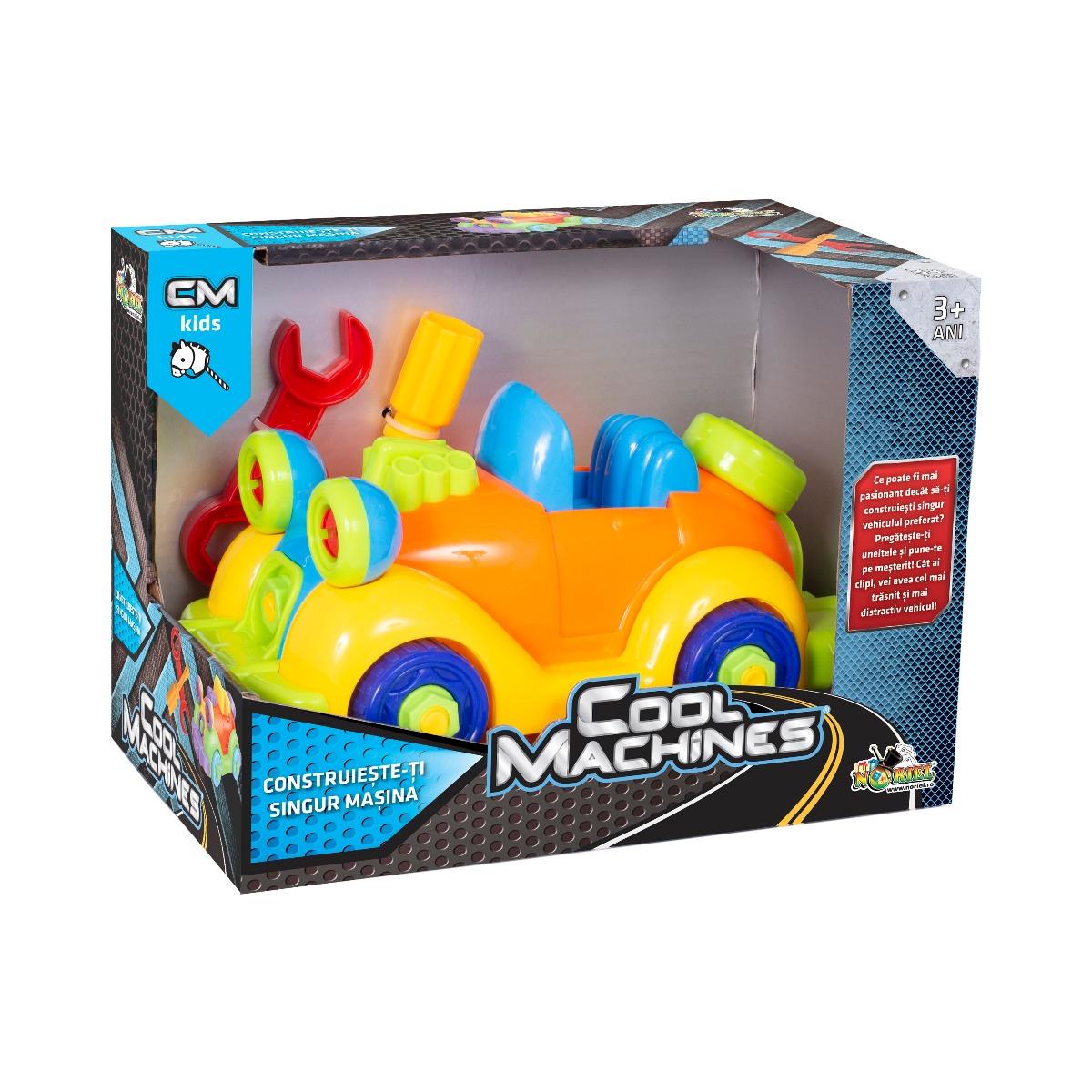 Construieste-ti singur masina - Cool Machines