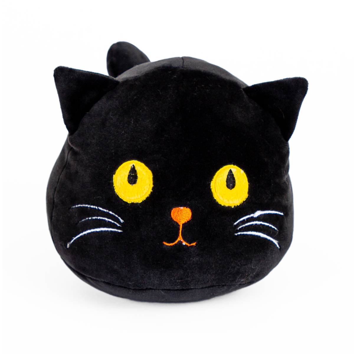 Jucarie de plus Noriel, Pisica neagra, 19 cm