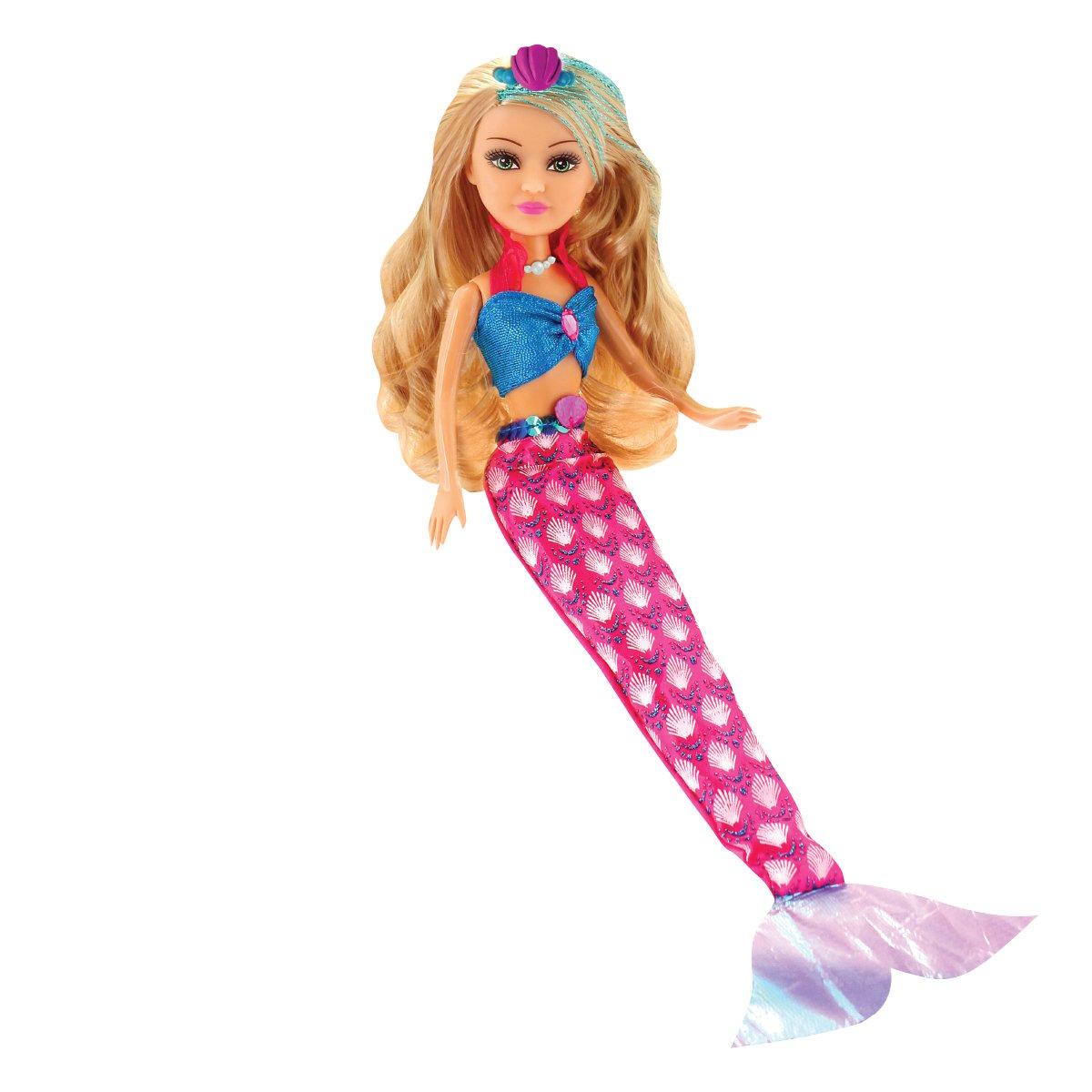 Papusa Colectia Lilia - Sirena Melody