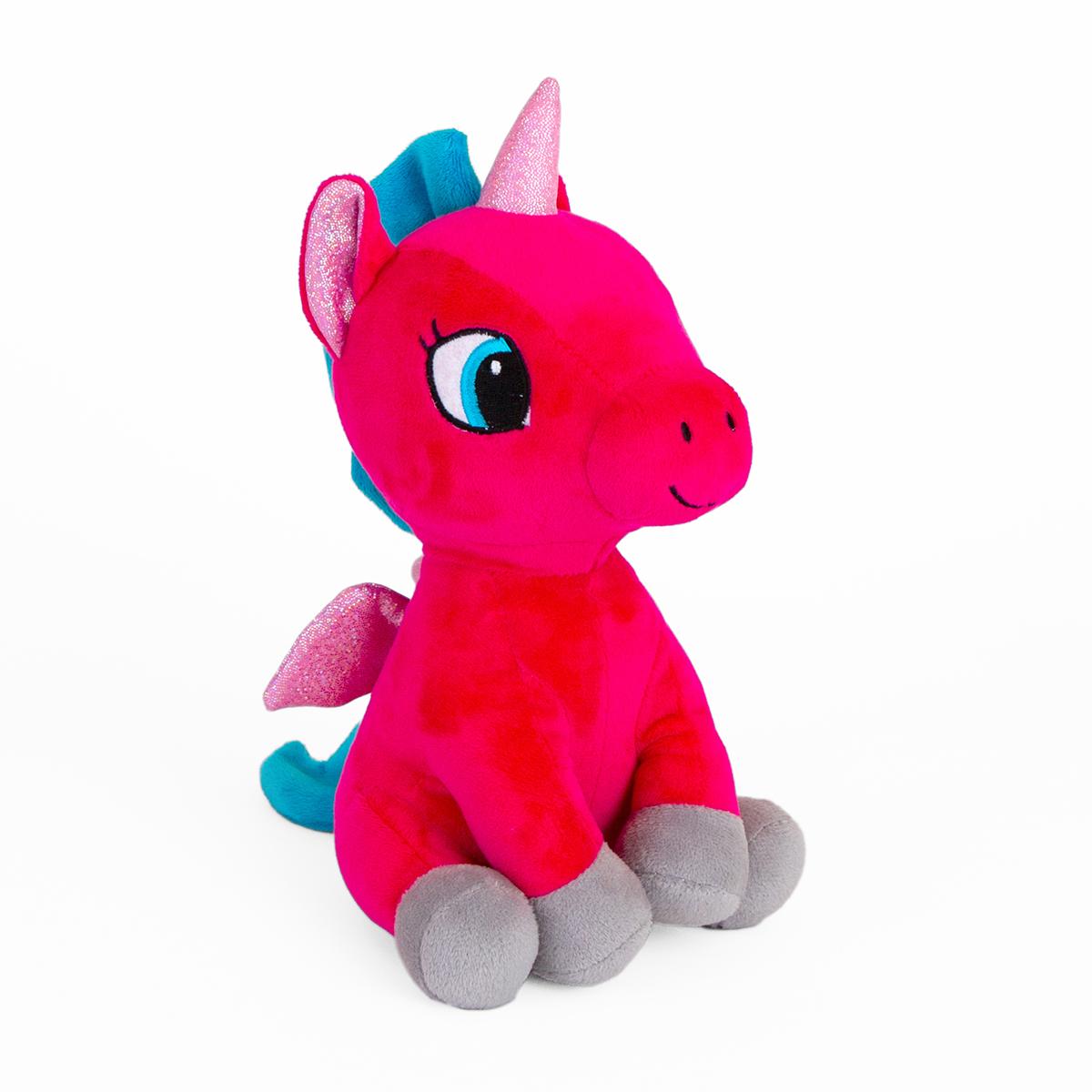 Jucarie de plus Noriel, Unicorn, 24 cm