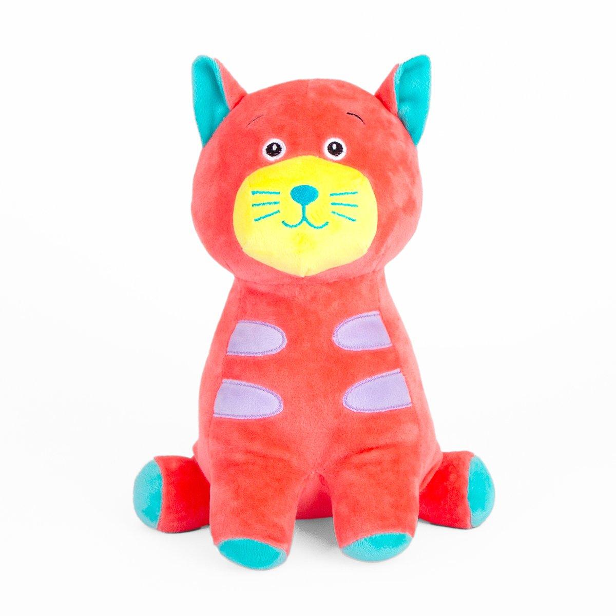 Jucarie de plus Noriel, Pisica, Roz, 25 cm
