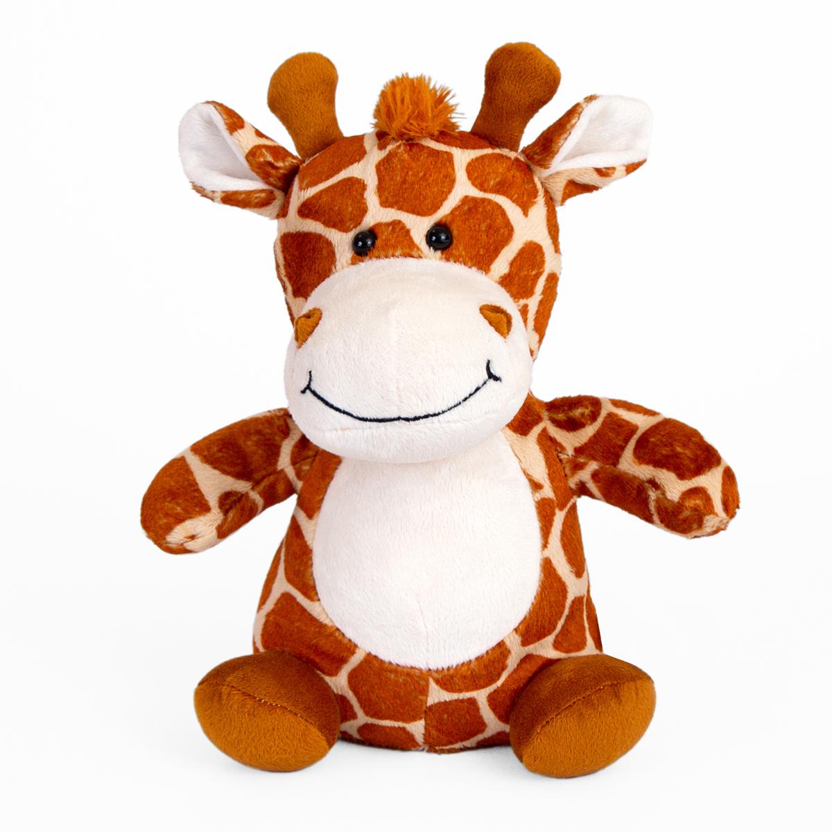Jucarie de plus Noriel, Girafa, 25 cm