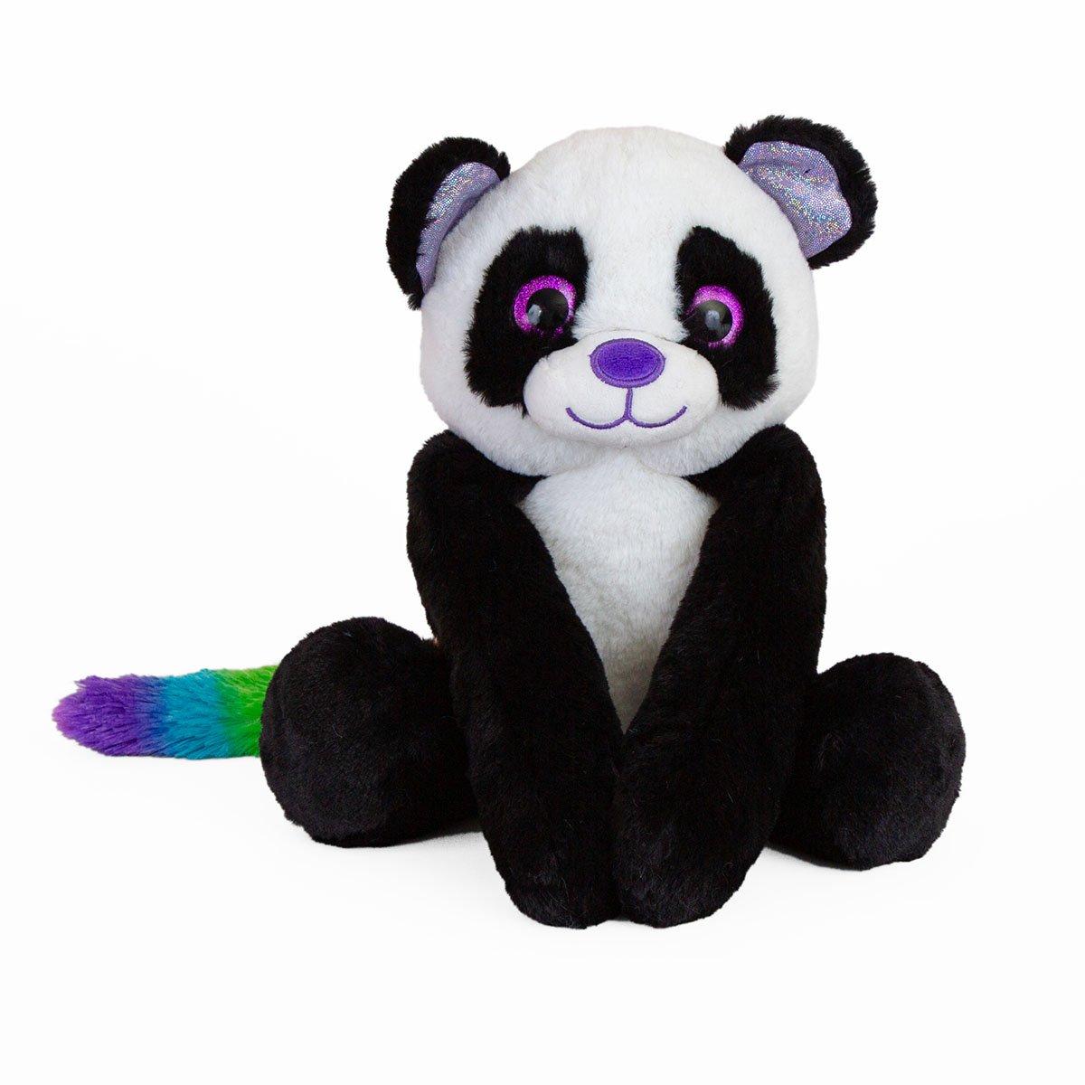 Jucarie de plus Noriel, Panda de imbratisat, 25 cm