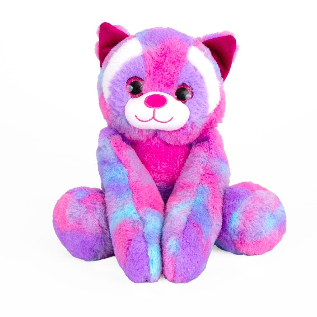 Jucarie de plus Noriel, Pisica de imbratisat, 25 cm