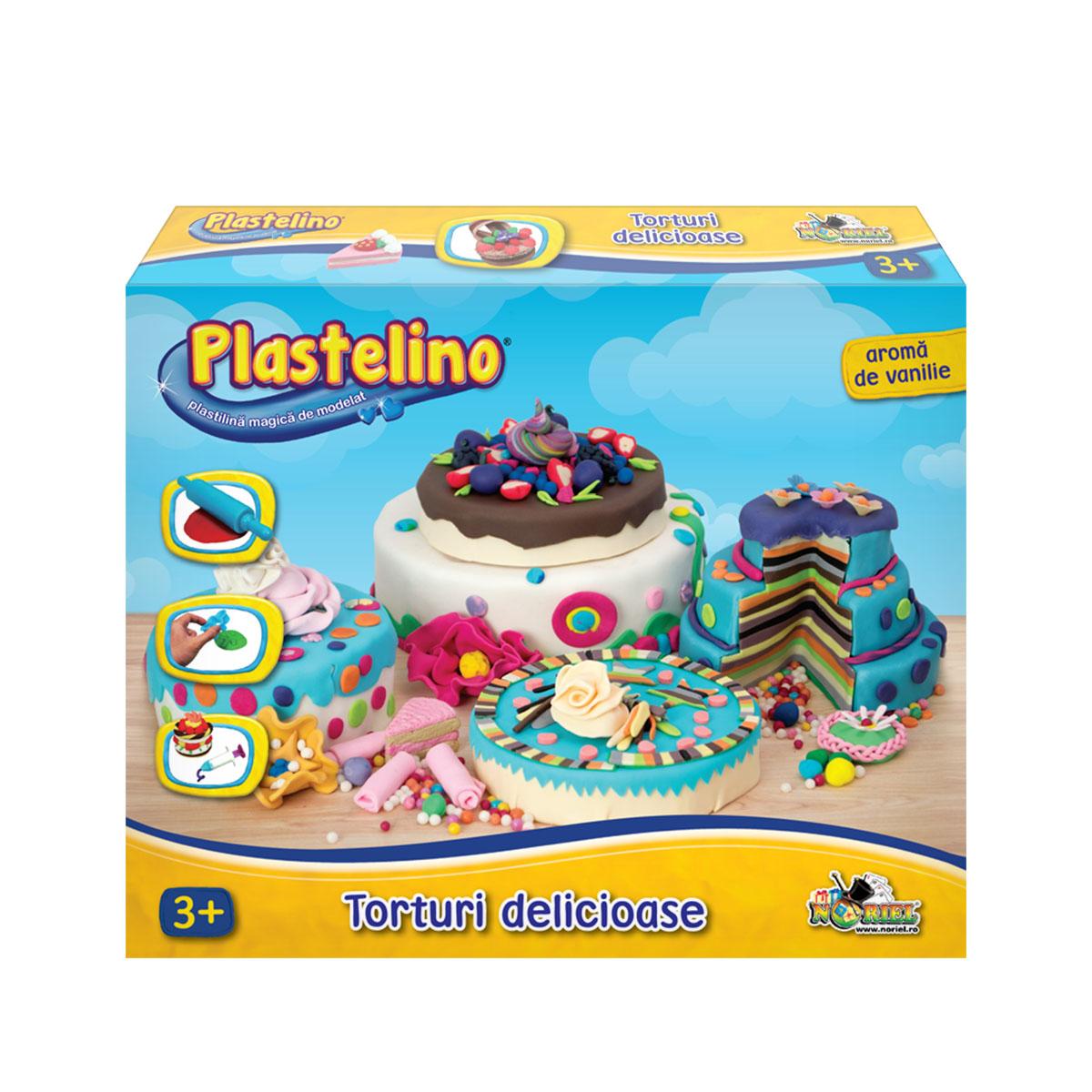 Plastelino - Torturi delicioase din plastilina II