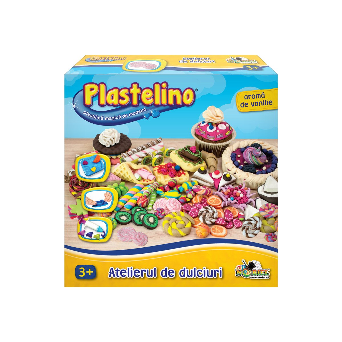 Plastelino - Atelierul de dulciuri din plastilina II imagine