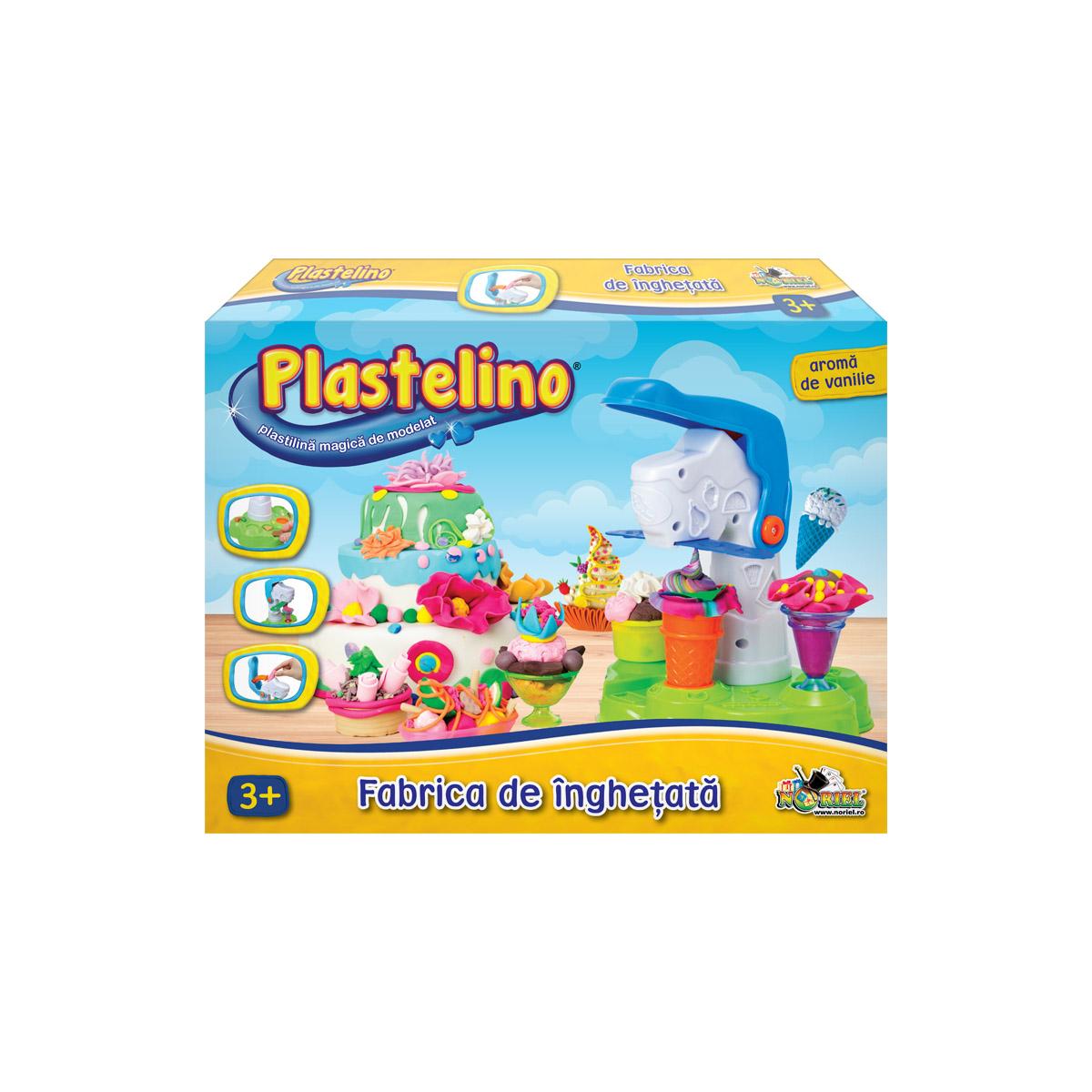 Plastelino - Fabrica de Inghetata 2
