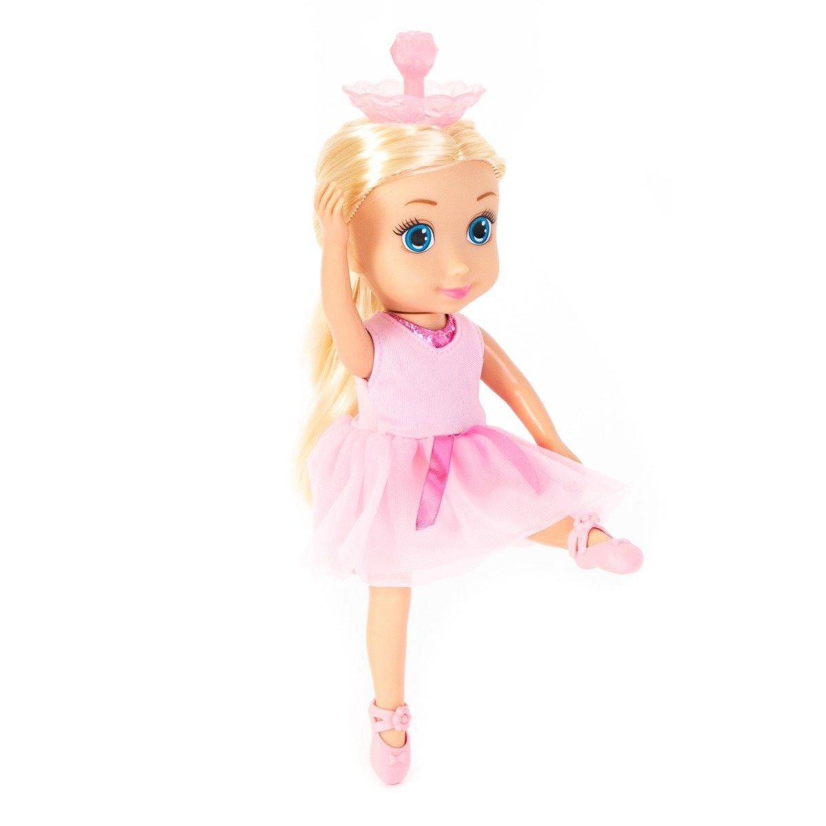 Papusa Maia Mini Balerina, Blonda