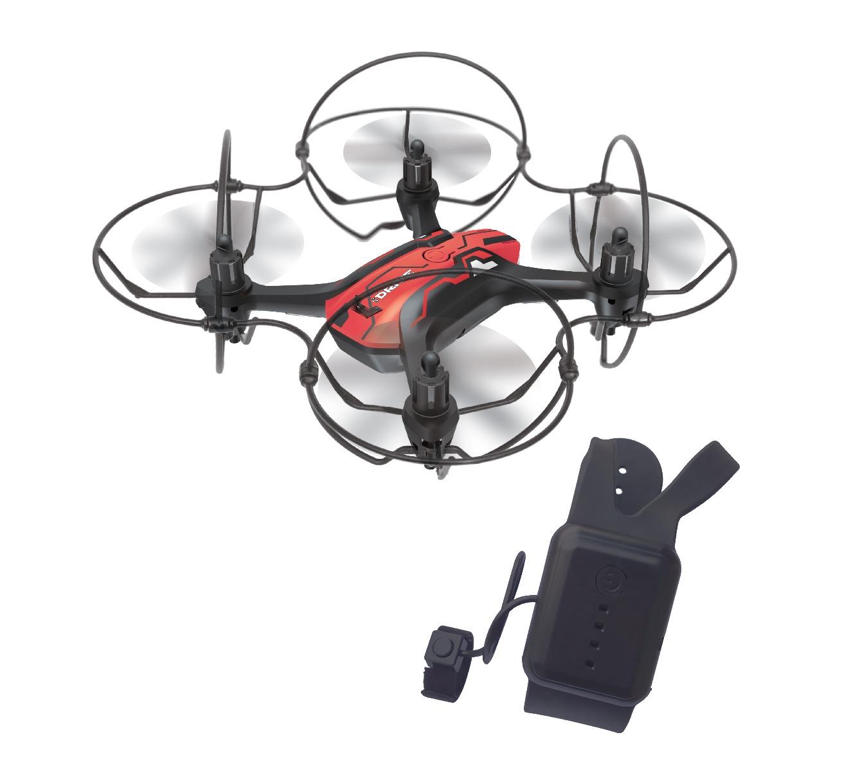 Drona M1 iDrive, Control prin gesturi