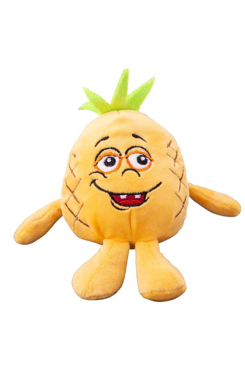 Jucarie de plus Fructe, Ananas zambitor