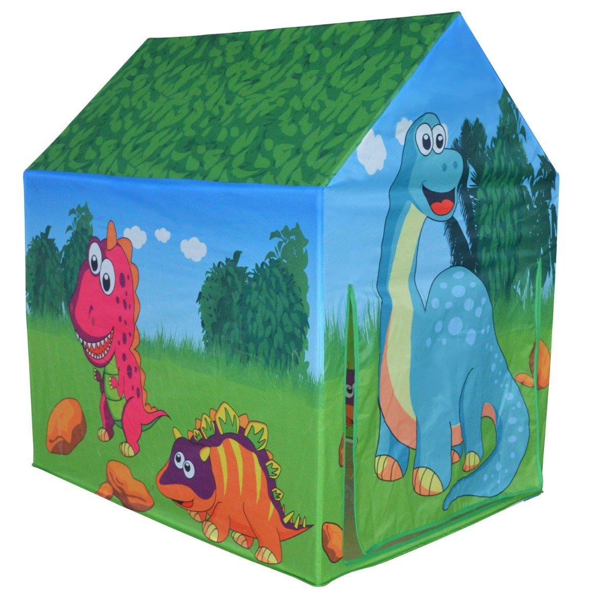 Cort pentru copii Iplay-Toys Dinosaur Tent