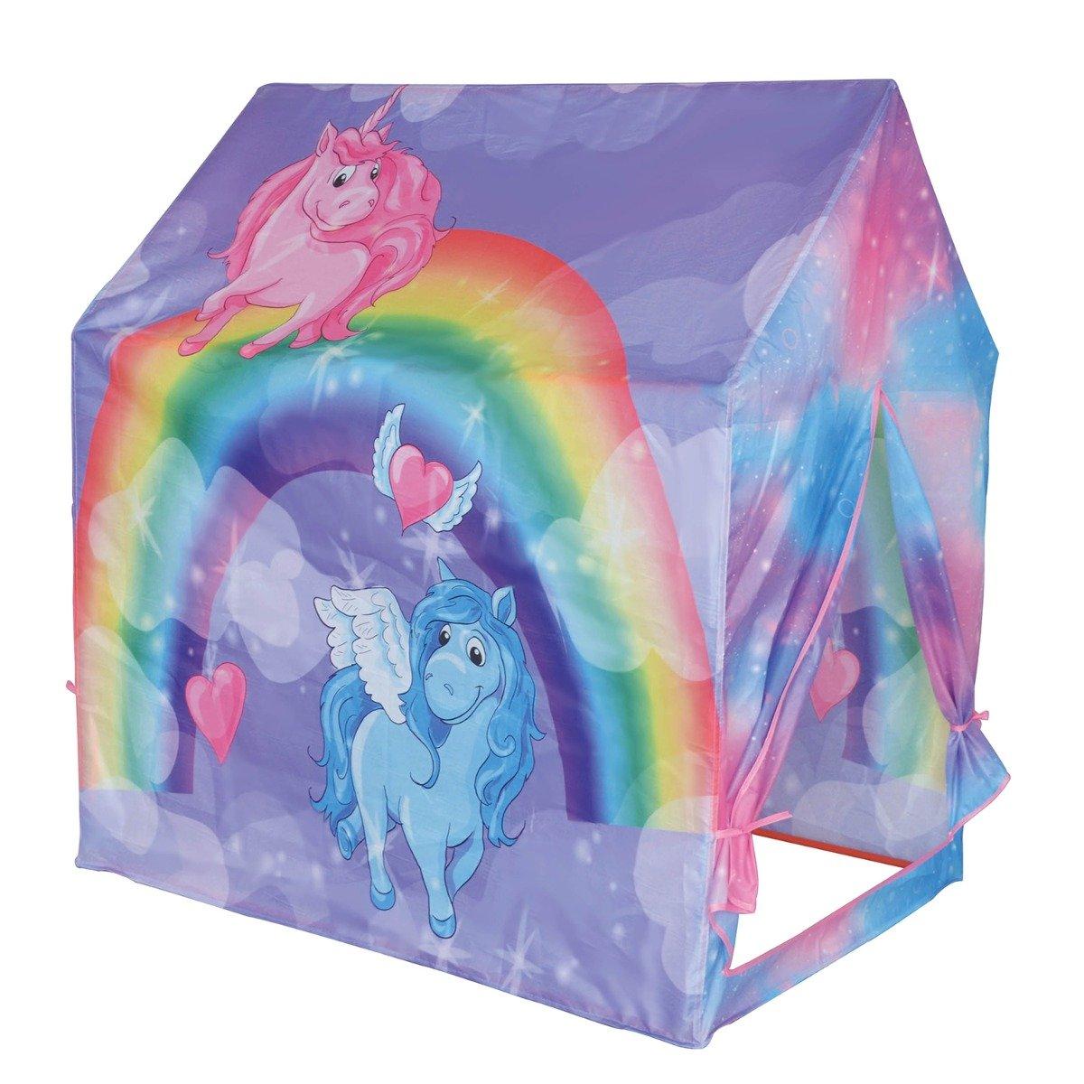 Cort pentru copii Iplay-Toys Unicorn House Tent