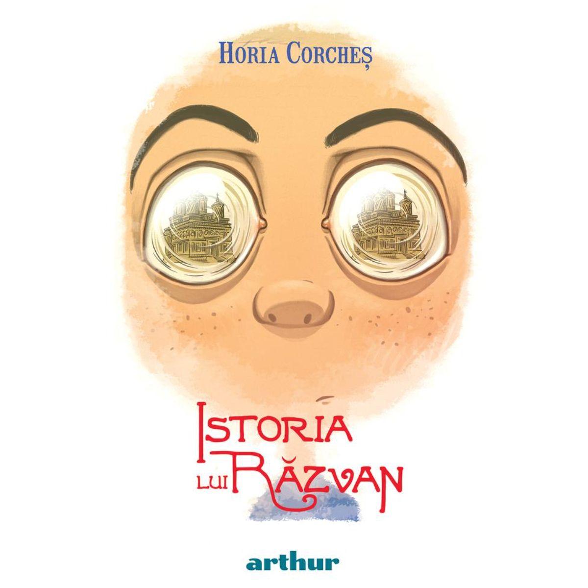 Istoria lui Razvan, Horia Corches