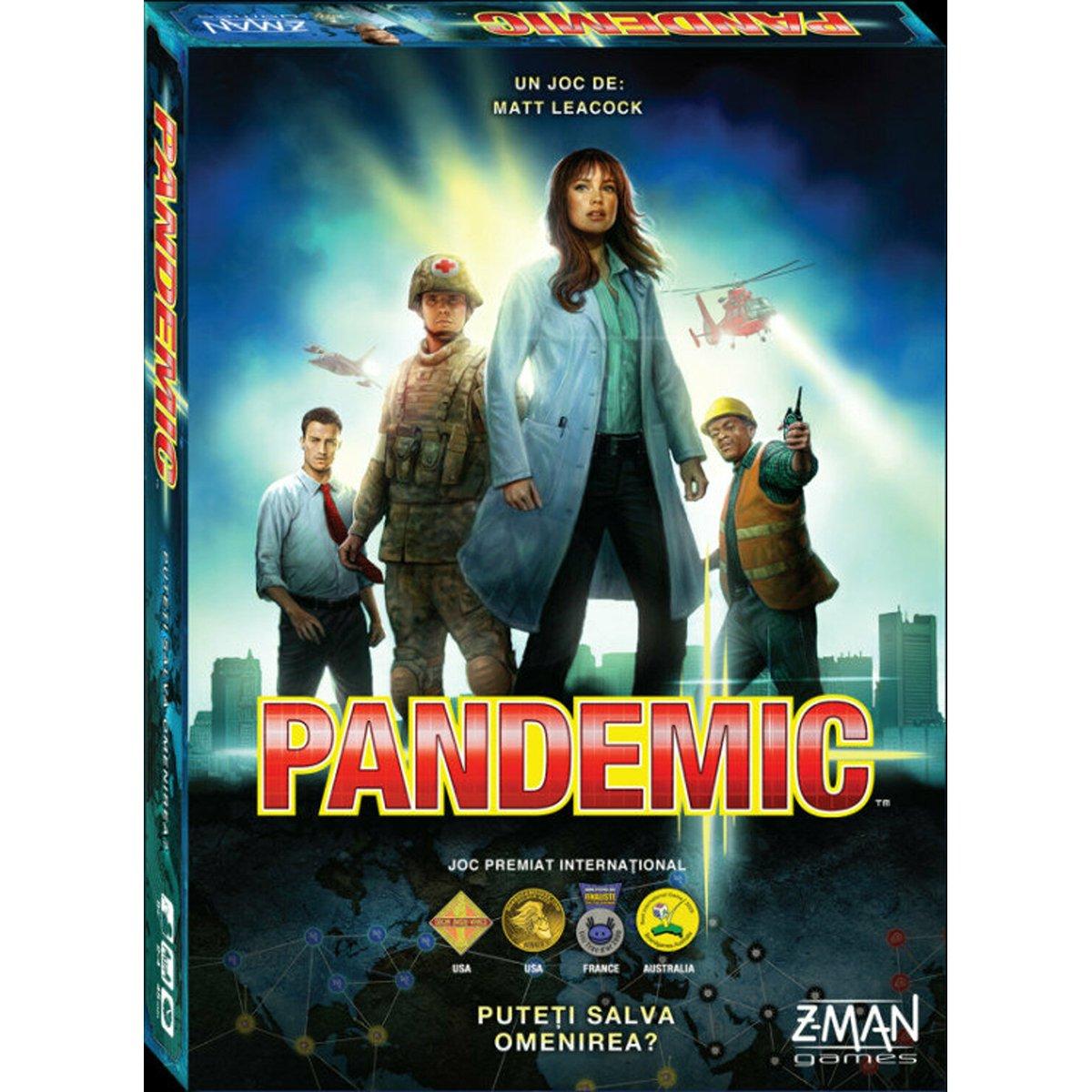 Joc de societate Pandemic