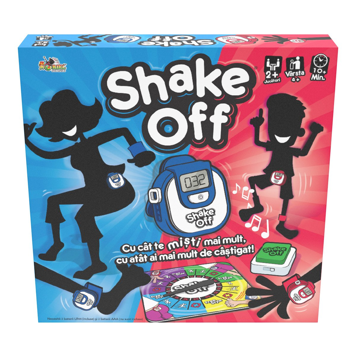 Joc interactiv Noriel Games, Shake Off