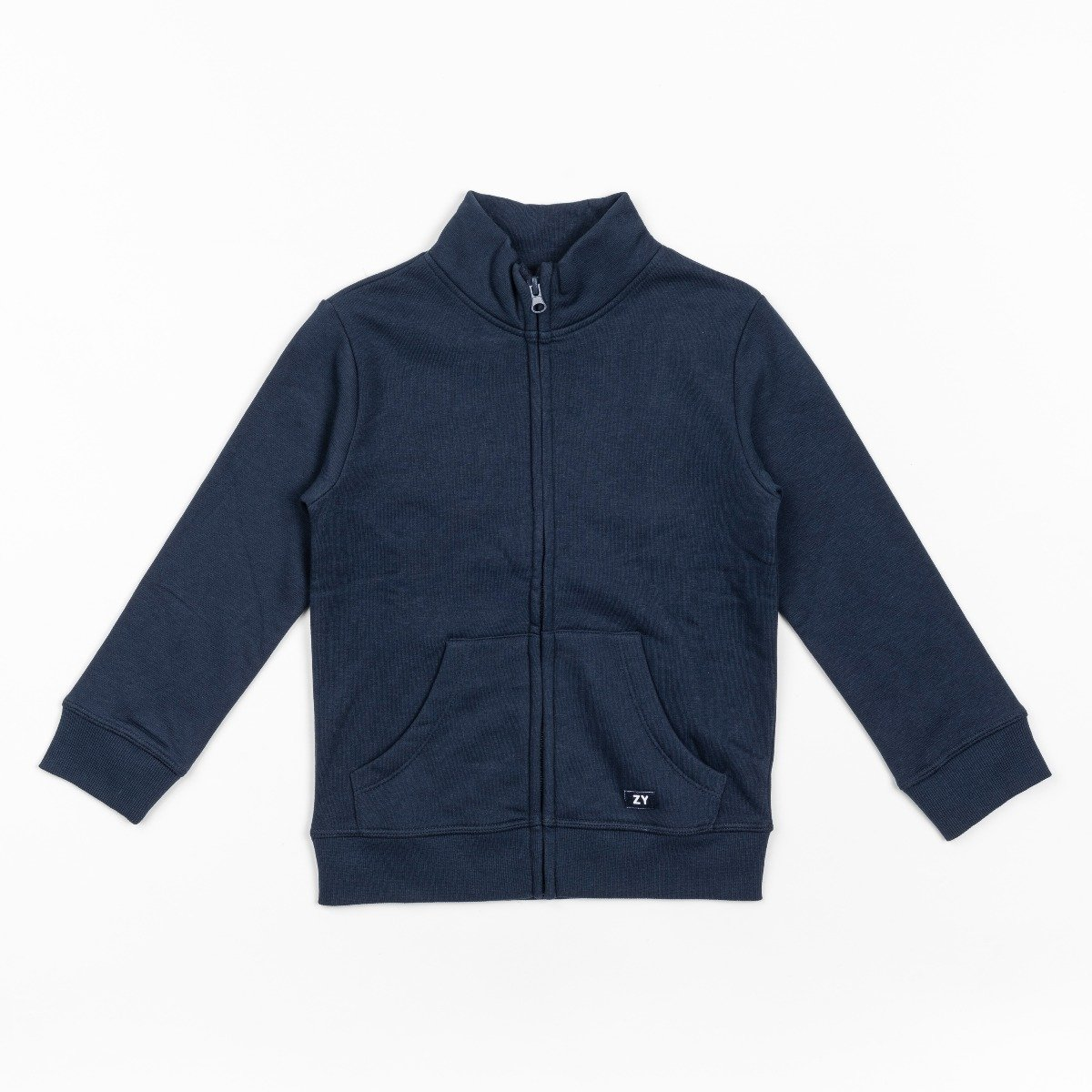 Jacheta cu fermoar
