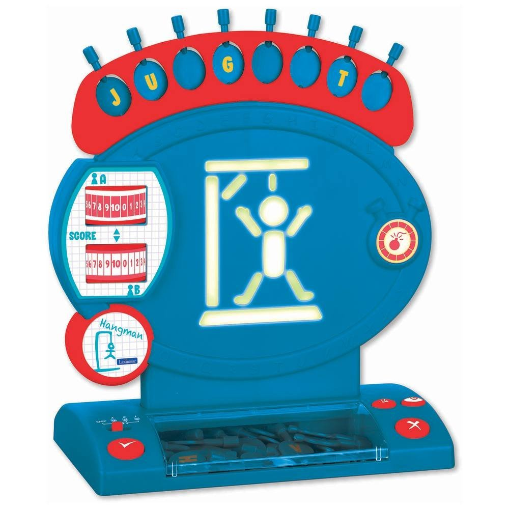 Joc electronic Lexibook Spanzuratoarea