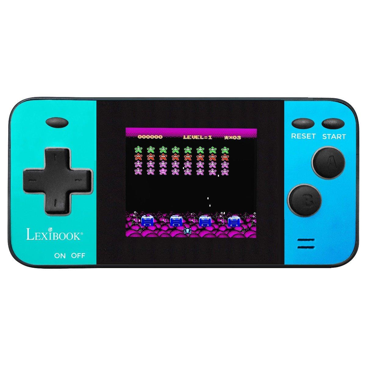 Consola portabila mini Cyber Arcade Lexibook, 8 jocuri