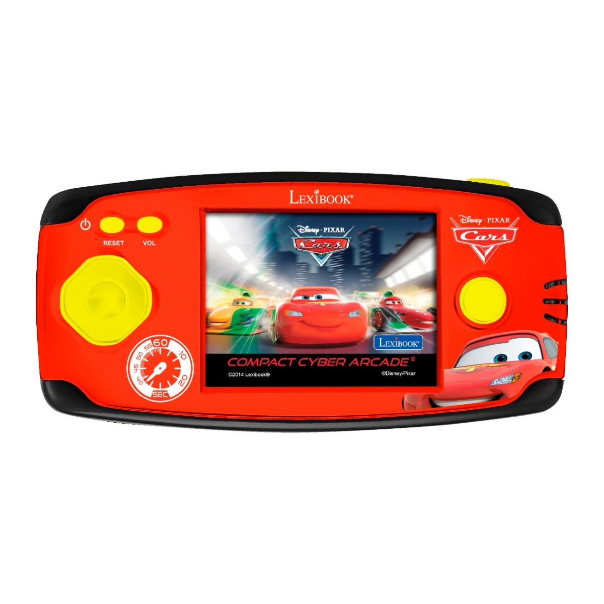 Consola portabila Cyber Arcade Disney Cars, 150 jocuri