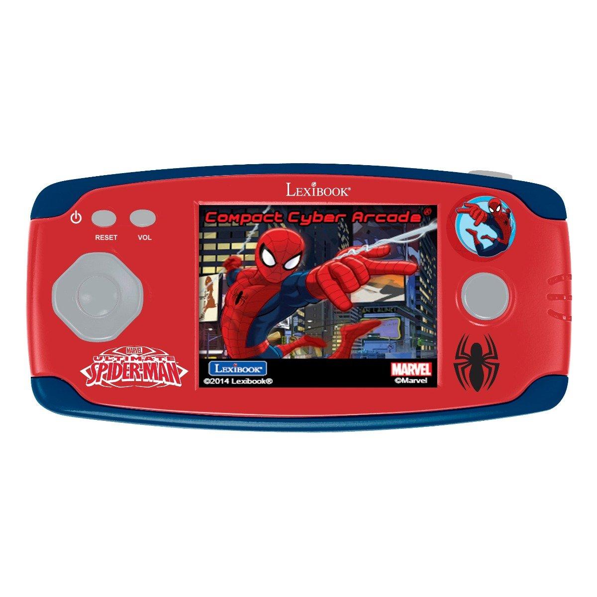 Consola portabila Cyber Arcade Spiderman, 150 jocuri imagine