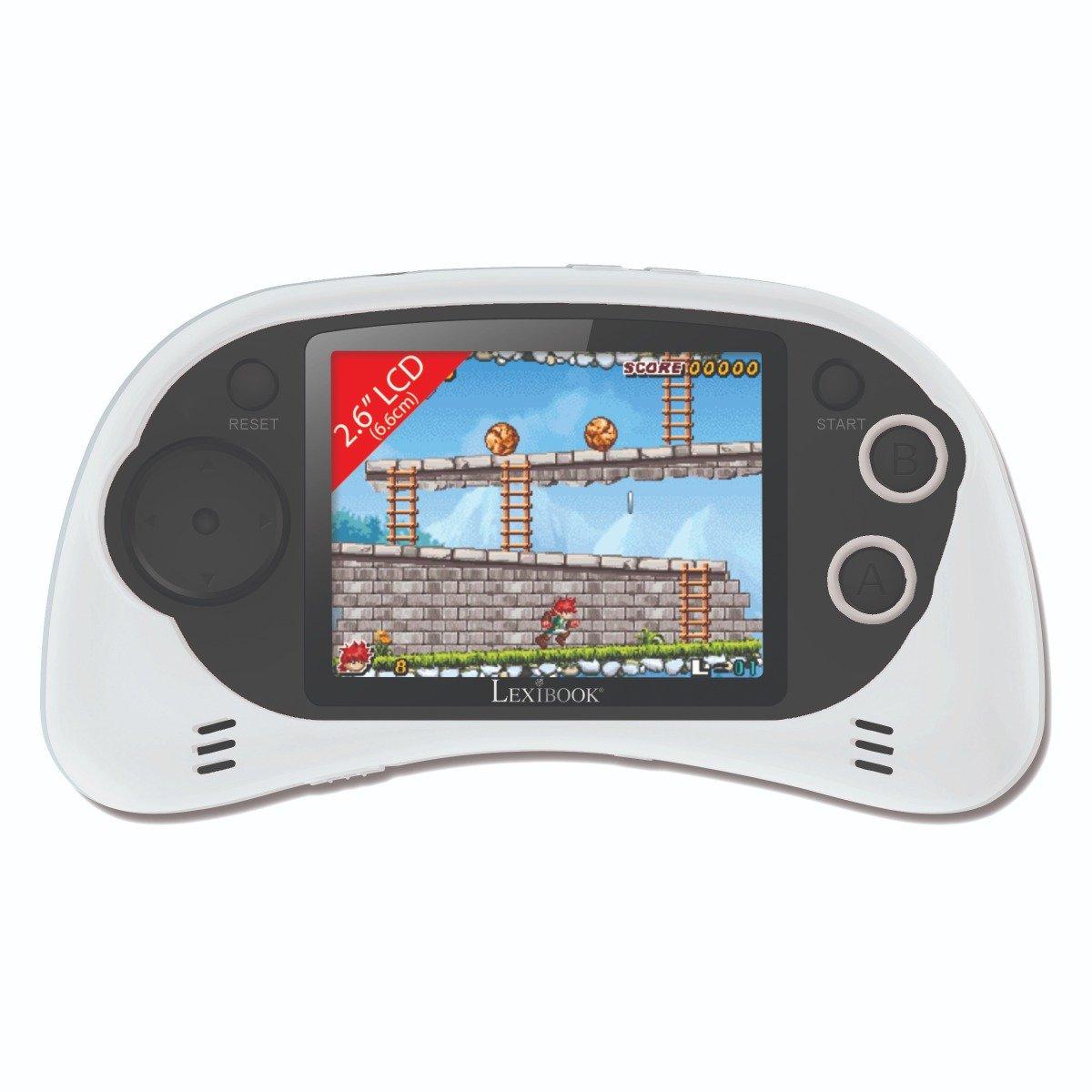 Consola portabila Cyber Arcade Lexibook, 200 jocuri
