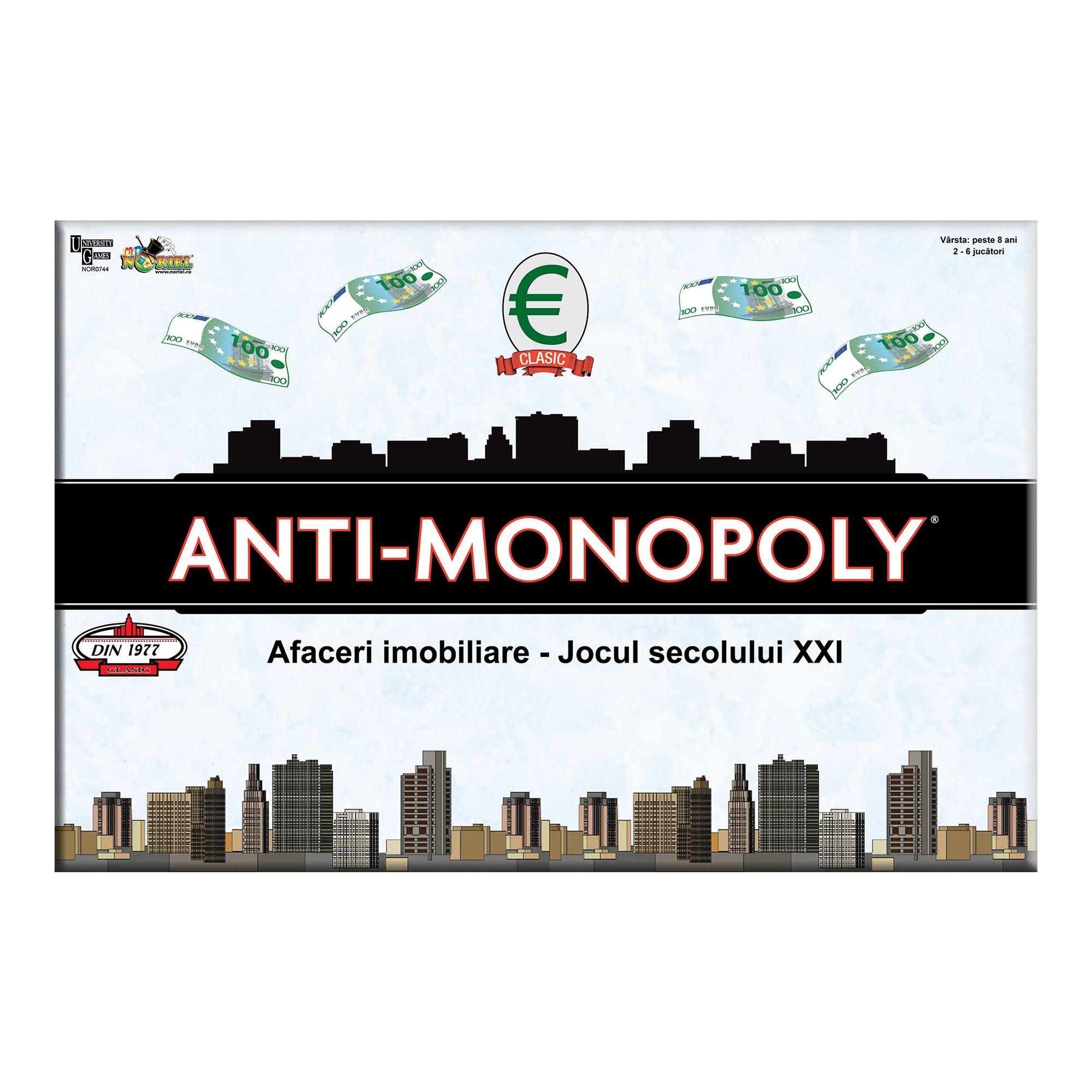 joc de societate noriel - anti monopoly