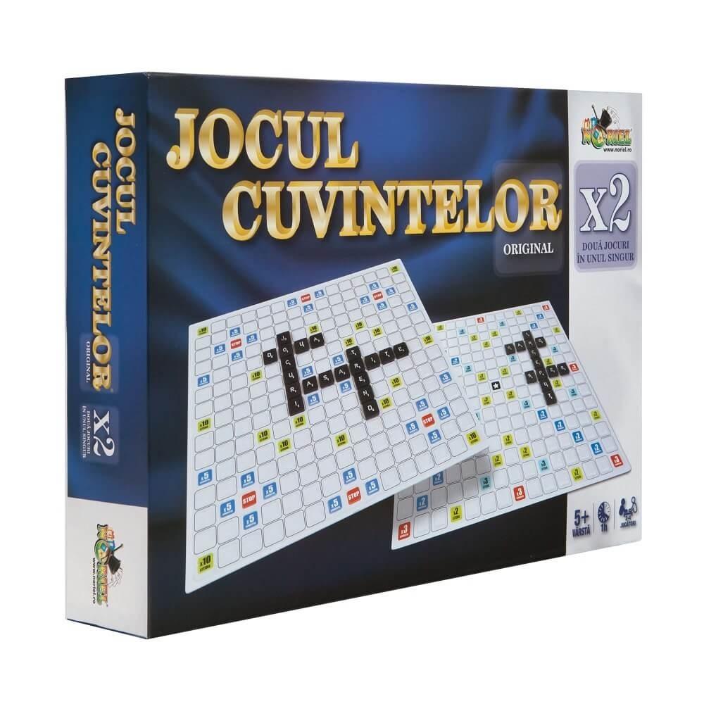 joc interactiv noriel - jocul cuvintelor 2 in 1
