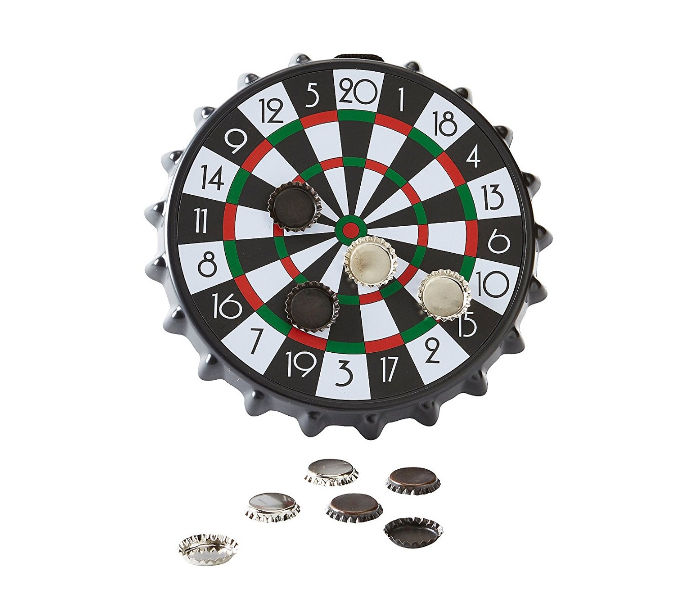 Joc Darts Magnetic Bottle Cap Global, 42 cm