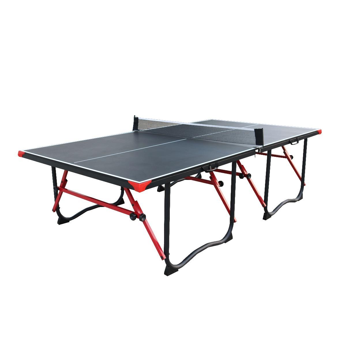 Masa de ping pong pliabila pentru interior Action, 274 x 152.5 x 76 cm