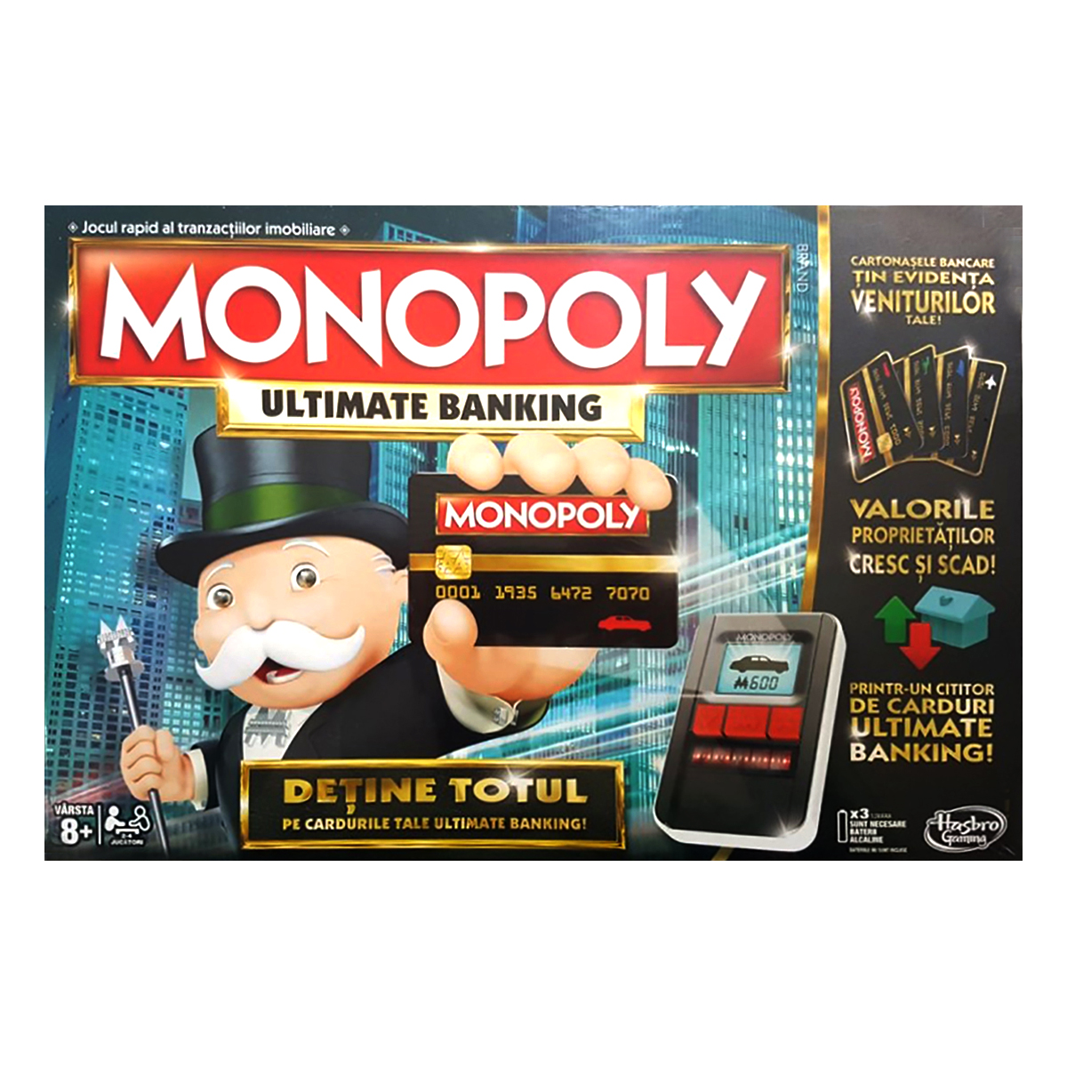 Joc Monopoly - Ultimate Banking Edition