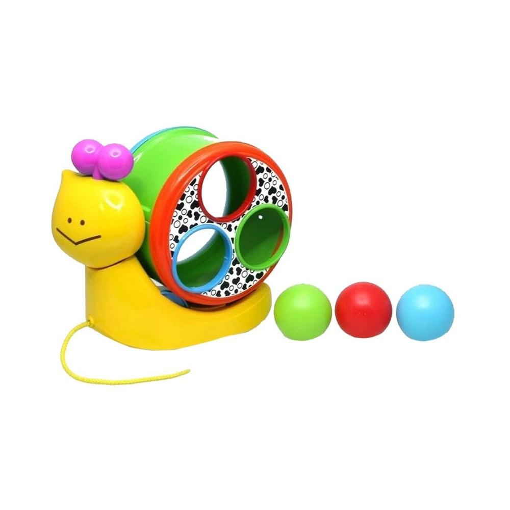 Jucarie bebelusi B-Kids - Casa magica a lui Speedy