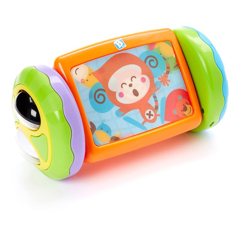 Jucarie bebelusi B-Kids - Cilindru oglinda imagine 2021