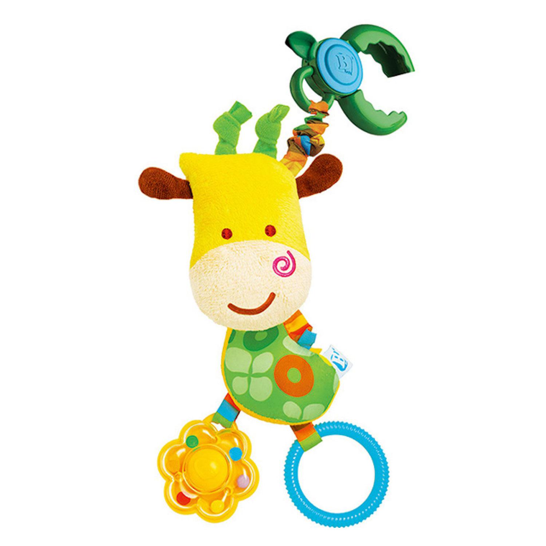 jucarie bebelusi b-kids - girafa zuzu