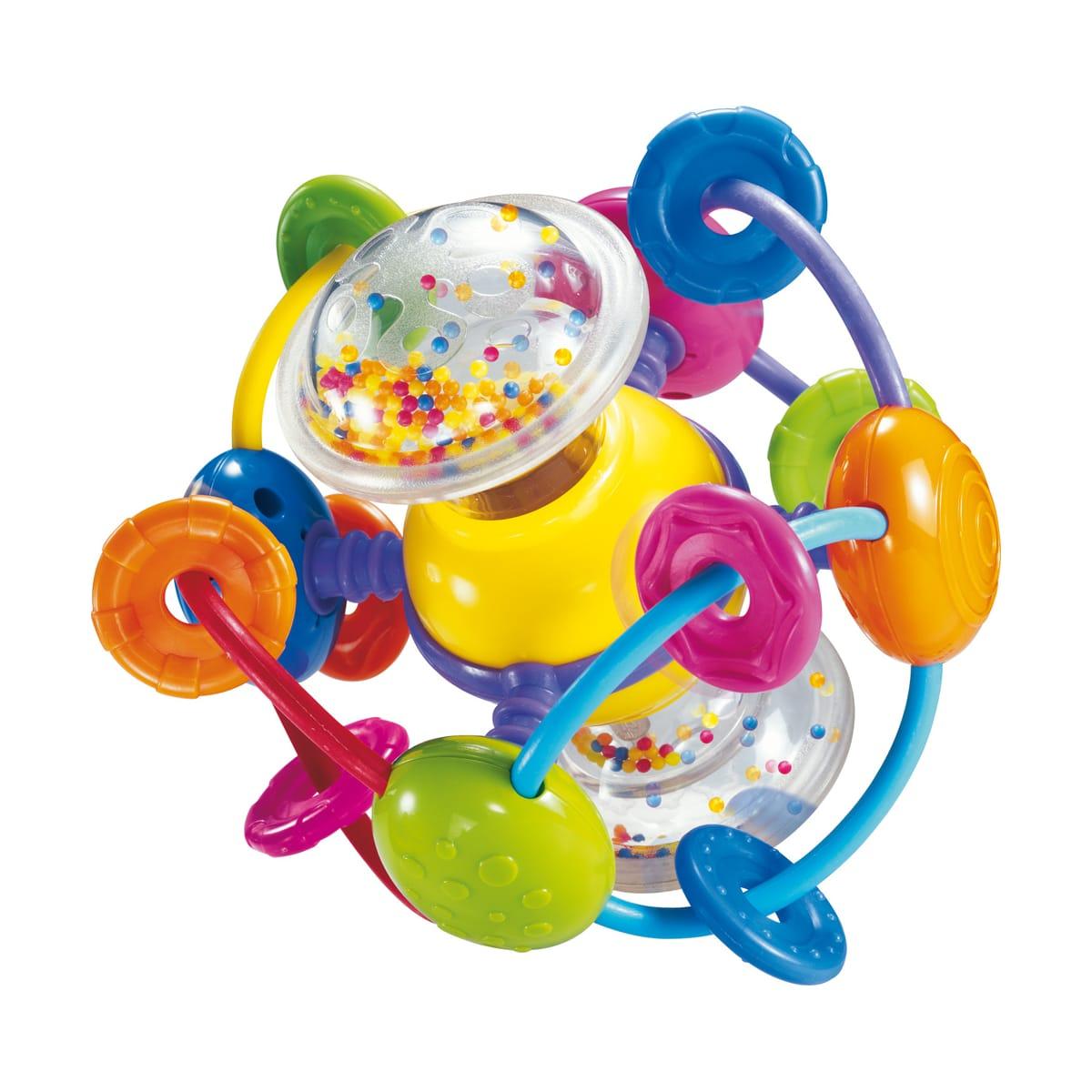 jucarie bebelusi b-kids - magic beads activity ball