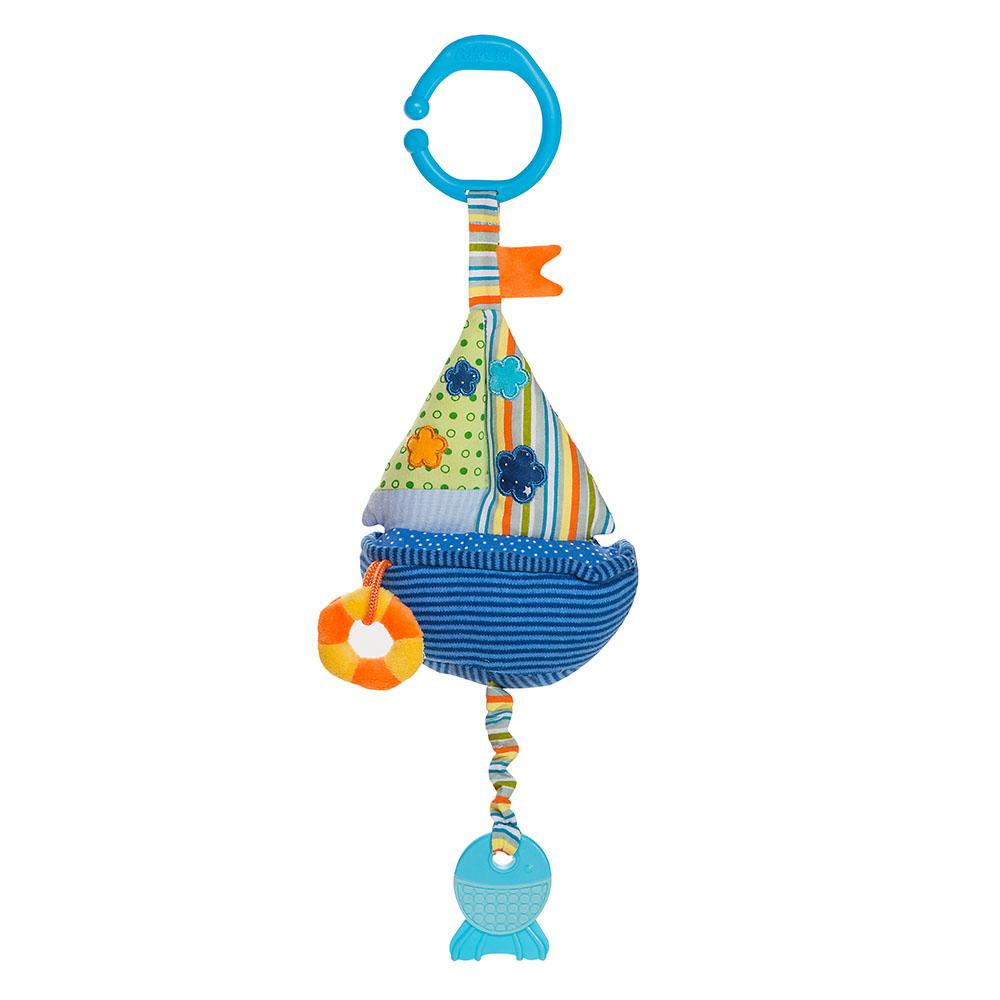 jucarie bebelusi babyono cu sunatoare - vapor