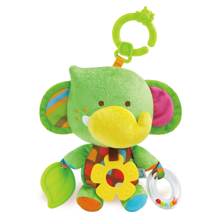 jucarie bebelusi cu activitati b-kids - elefantelul fefe