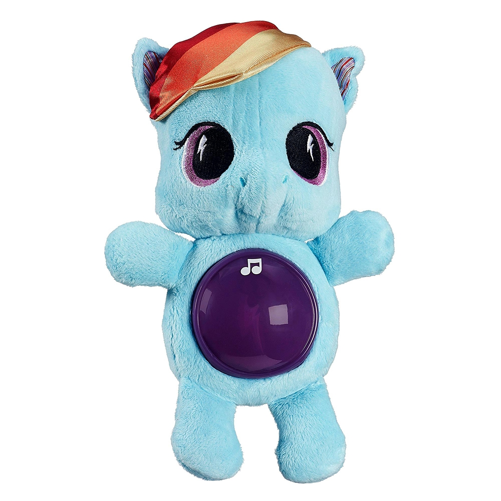 jucarie bebelusi my little pony - rainbow dash