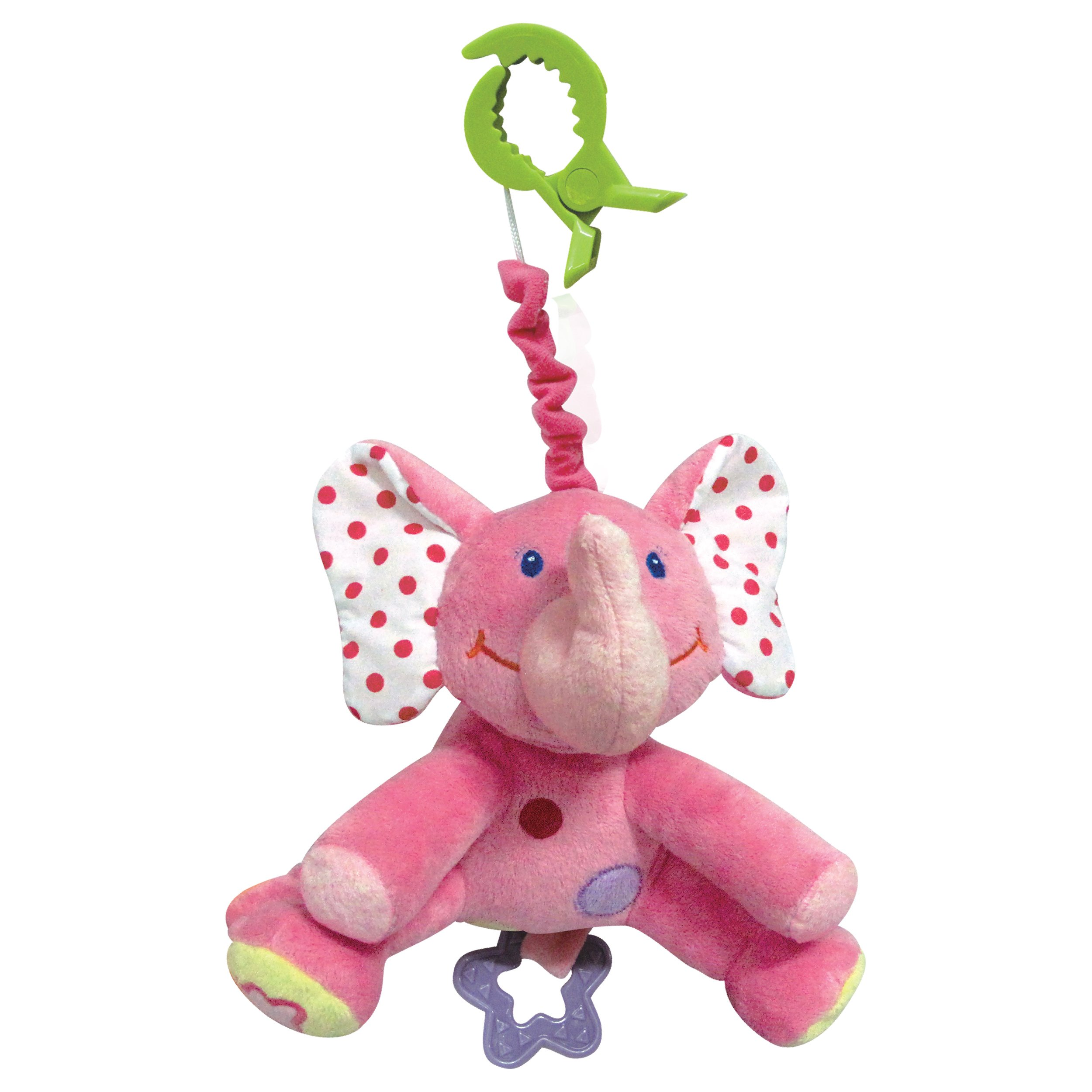 Jucarie bebelusi Noriel Bebe - Elefantul Poznas