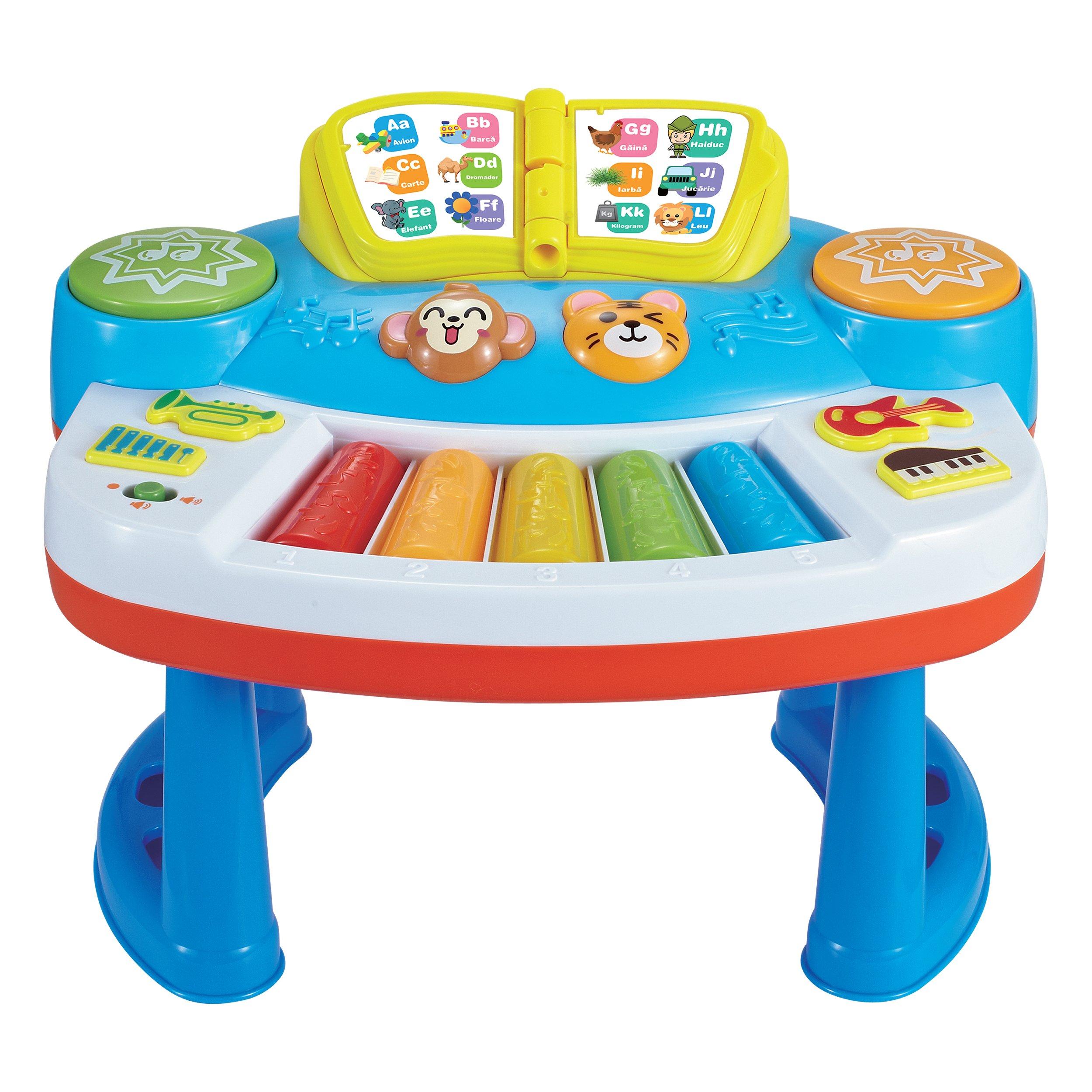 jucarie bebelusi noriel bebe - pian cu activitati