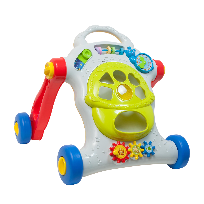 jucarie bebelusi noriel bebe - primul meu premergator cu activitati