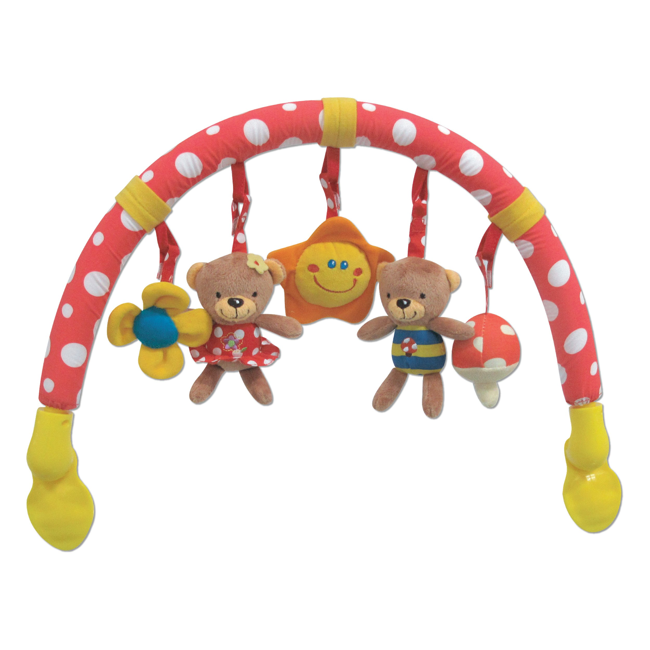 jucarie bebelusi noriel bebe - ursuletii fericiti