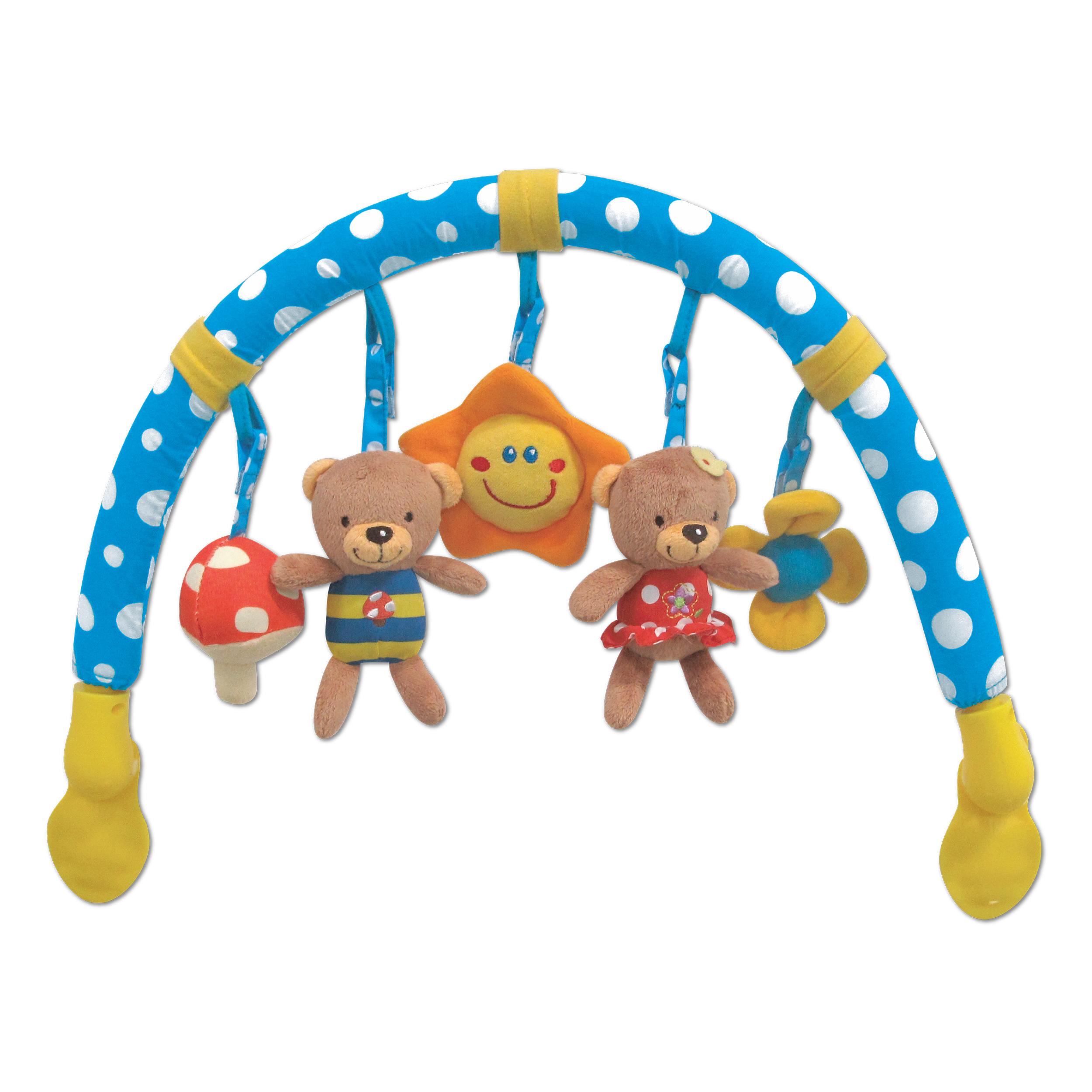 jucarie bebelusi noriel bebe - ursuletii zambitori