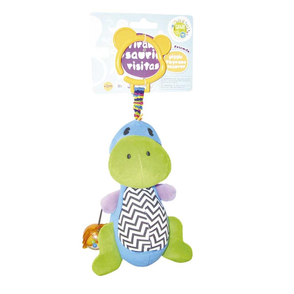 jucarie bebelusi tachan - dinozaur
