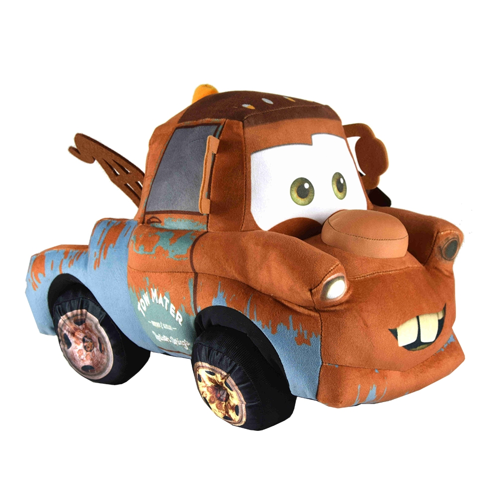 jucarie de plus disney cars 3 - bucsa, 30 cm