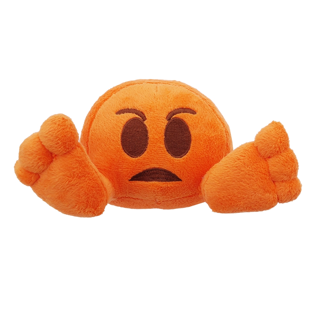 Jucarie de plus Emoji Plushiez - Billy